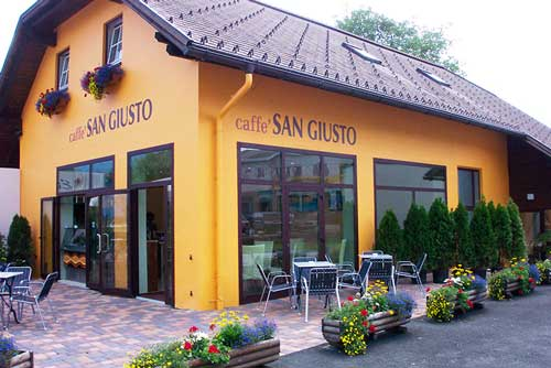 San giusto Cafe Kötschach