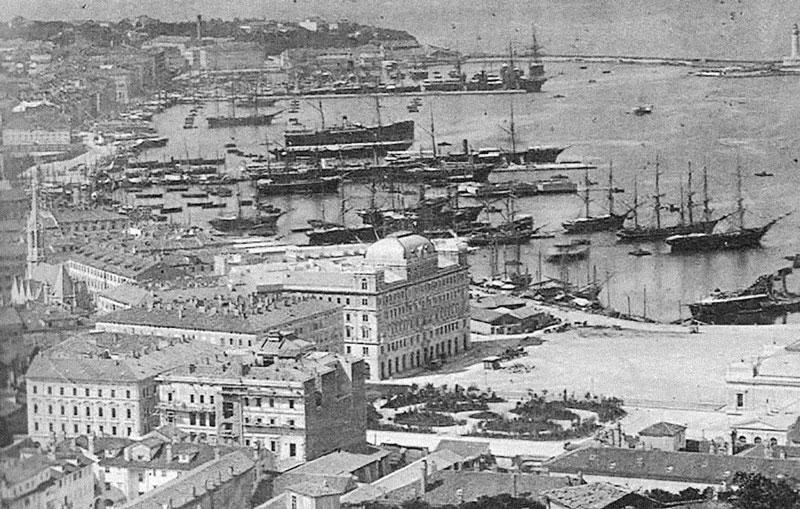 Triest-Hafen